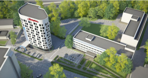 Hampton by Hilton Breaks Ground in Russia