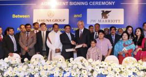 Marriott International Introduces JW Marriott Brand to Bangladesh