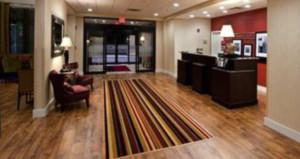Hampton Inn Panama City Beach Completes Lobby Renovation