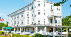 The Colonial Inn of Ogunquit, Maine Completes $4 Million Renovation
