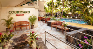 RLJ Lodging Trust Acquires the Courtyard by Marriott Waikiki Beach