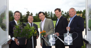 Hilton Orlando Breaks Ground On New $2.1 Million Outdoor Venue