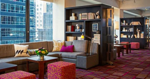 Courtyard Hotel Opens In Herald Square In Midtown Manhattan