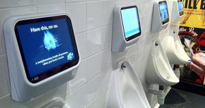 Washroom Gaming System