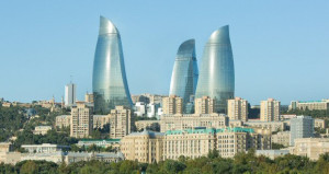 Fairmont Baku Opens in Azerbaijan's Flame Towers