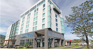 Starwood Opens Sheraton in San Jose Costa Rica