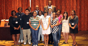 David Robinson Launches Admiral Hospitality Scholars