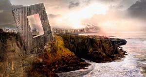 Peru to Get Slanted Cliff-Side Hotel
