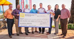 Hilton Sandestin Beach Donates to Wounded Warriors