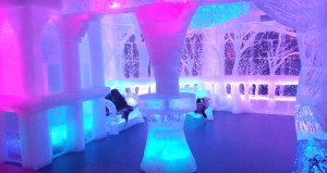 New York Hilton Midtown Opens Ice Bar