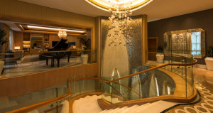St. Regis Debuts Largest Hotel Suite in the UAE