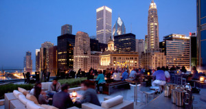 The Terrace at Trump Opens in Chicago