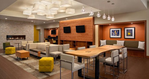 Lobby Renaissance: High-Tech, Multi-Use Spaces