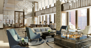 The Langham, Chicago Opens