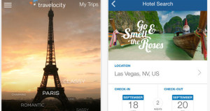 Travelocity Launches Hotel Booking App for iOS 7