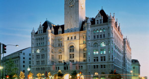 Trump Unveils Designs for Old Post Office