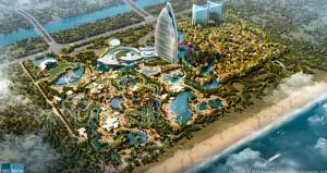 Kerzner to Bring $1.5 Billion Atlantis Resort to China