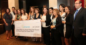 Four Seasons Hotel Beirut Donates to CHANCE