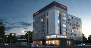 Hampton Expands to Second Russian City