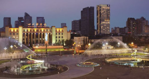 Ritz-Carlton Hotel Opens in Chengdu