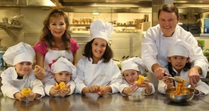 InterContinental's New Children's Menu Encourages Food Exploration