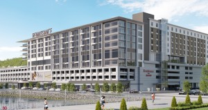 Two Marriott Hotels Heading to Weehawken, N.J.