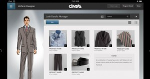 Cintas Creates Uniform Design App