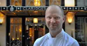 Chef Simon Rogan Heading to Claridge's
