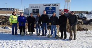 Cobblestone Breaks Ground on Twelfth Property in 2013