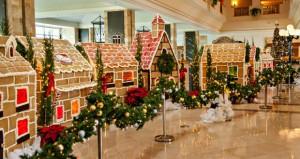 JW Marriott Desert Ridge Makes Gingerbread Village