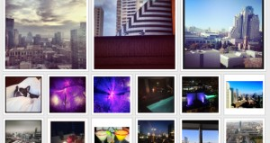 Starwood Featuring Instagram on All Property Websites