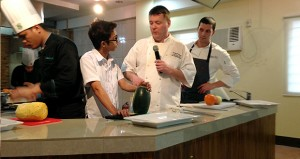 Hotel Chefs Provide Philippines Students With Opportunities