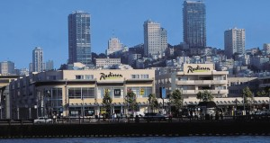 Pebblebrook Hotel Trust Acquires Radisson Fisherman's Wharf