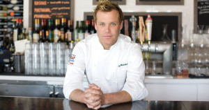 'Top Chef' Alum Brian Malarkey Opens First Hotel Restaurant