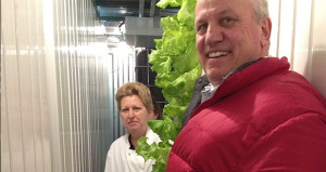 New Hampshire Hotel Benefits From Leafy Green Machine