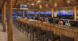 Lido Beach Resort Debuts Renovated Tiki Bar