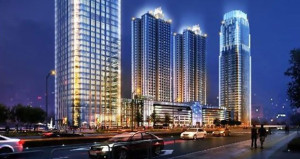 Mixed-Use Development to Include Fairmont Chengdu