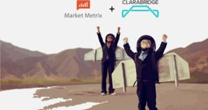 Clarabridge Acquires Market Metrix