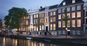 Waldorf Astoria Amsterdam Opens