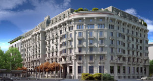 Excelsior Hotel Gallia to Join Starwood's Luxury Collection
