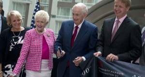 Marriott Celebrates Grand Opening of Marquis in D.C.