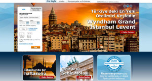 Wyndham Hotel Group Launches New Turkish Website