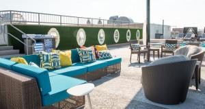 Embassy Row Hotel Opens The Rooftop Terrace & Pool