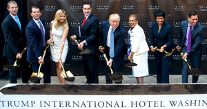 Hospitality Companies Cut Ties with Trump Hotels