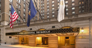InterContinental New York Barclay to Close For $175M Renovation