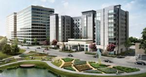 Construction Begins on Embassy Suites at Hughes Landing