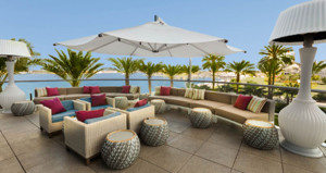 Hilton San Diego Bayfront Unveils Renovated Lounge