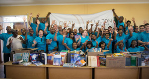 Hilton Worldwide's Global Week of Service Takes Place in 86 Countries