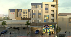R.D. Olson Begins Construction on Hampton Inn Glendale