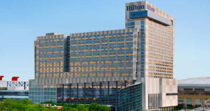 Hilton Americas-Houston Transforms its In-Room Entertainment